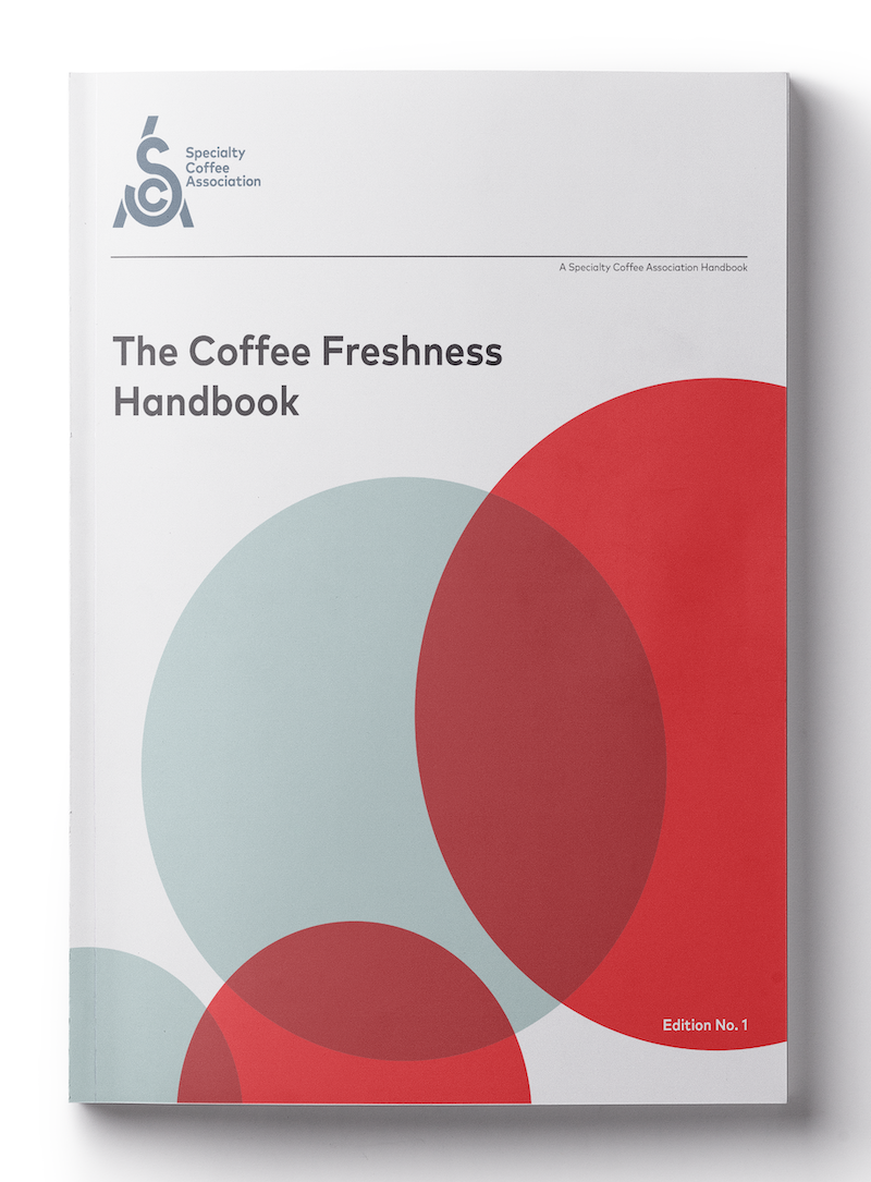 The Coffee Freshness Handbook   The aim of this handbook is to provide a practical resource for the specialty coffee community while contributing to the body of scientific evidence on coffee freshness of roasted coffee. The first section focuses on relevant studies in the field of coffee science followed by a complementary set of experimental studies on sensory perception of freshness and subsequent staling in roasted coffee over time.    Member Access       Buy Now