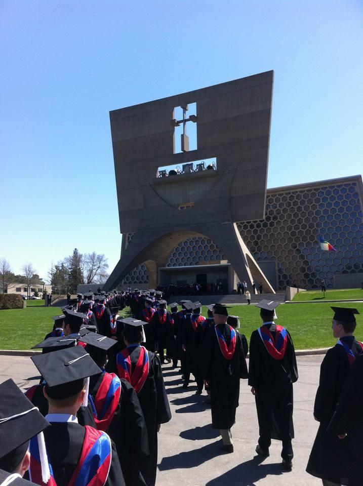 Graduation 2013 - St. John's University.