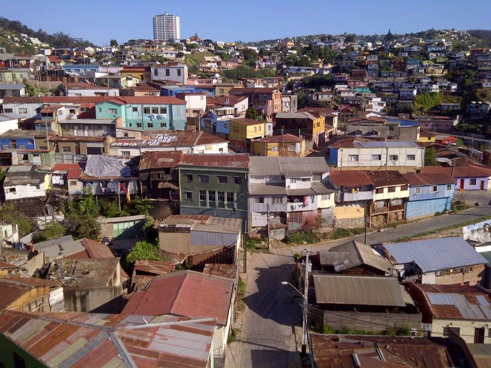 More Valparaíso.