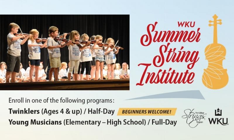 Western Kentucky University Summer String Institute