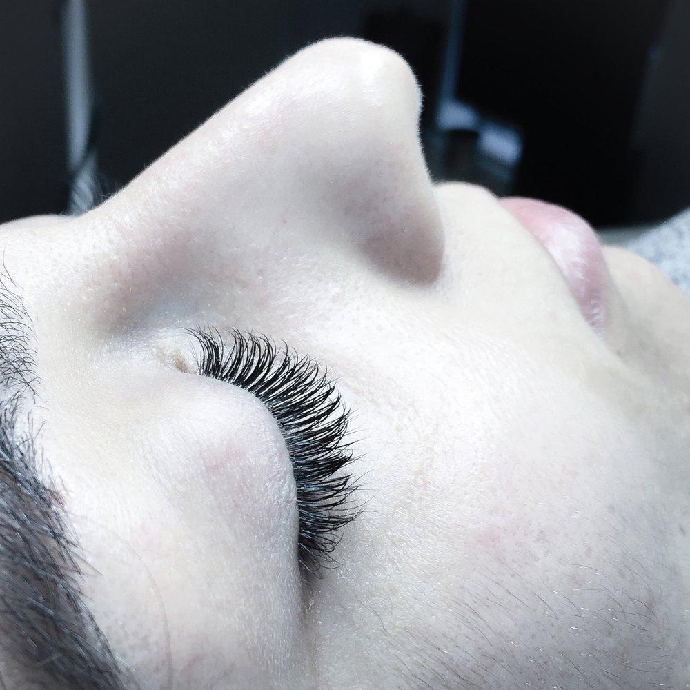 Classic Eyelash Extension Melbourne