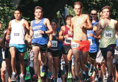 Ellen's (5K) Run usually draws a field of close to 1,000. Nick Lemon (681) won the 2015 edition.