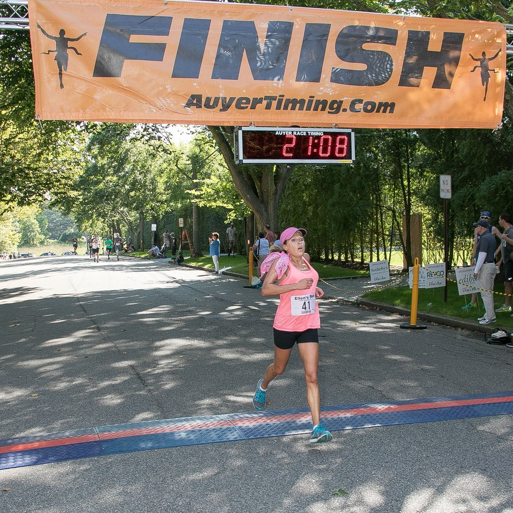Debbie Merrick, 1st Place Breast Cancer Survivor - 21.07.80