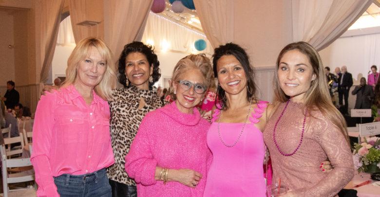 Julie Stone, Dushy Roth, Jodi Wasserman, JoJo Bennett, Racquel Styler. Photo credit: Barbara Lassen