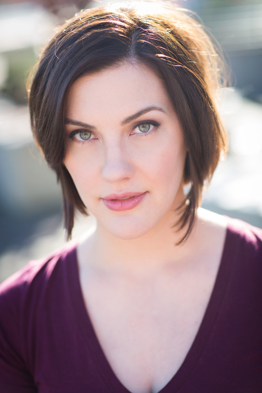 Zandi Carlson - Headshot - Photo by Danielle Barnum