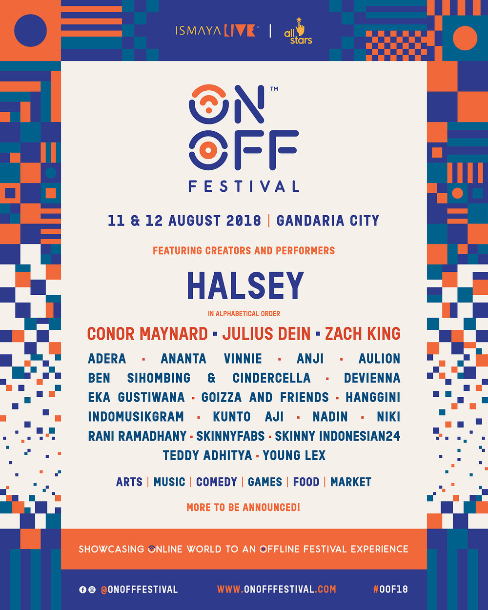 OOF18 | phase 2