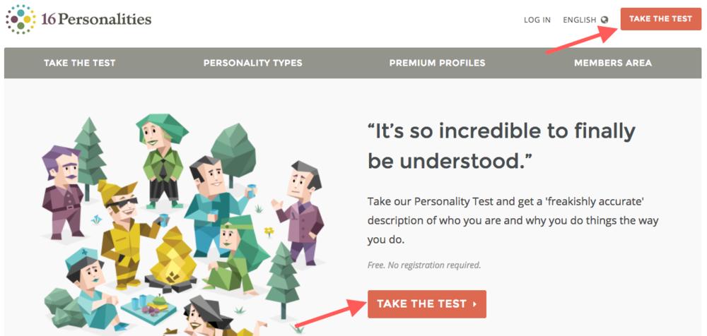 16 personalities HTTPS://16personalities.com