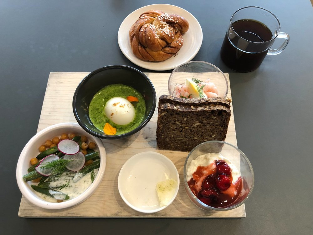 Kantine brunch board