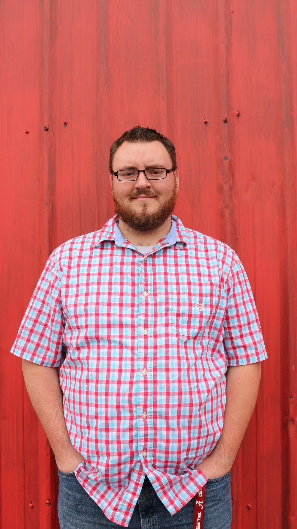 Steve Crews   Worship Pastor