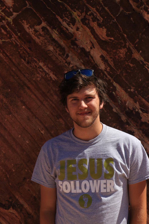 Garrett Roberson, Church Planting Intern