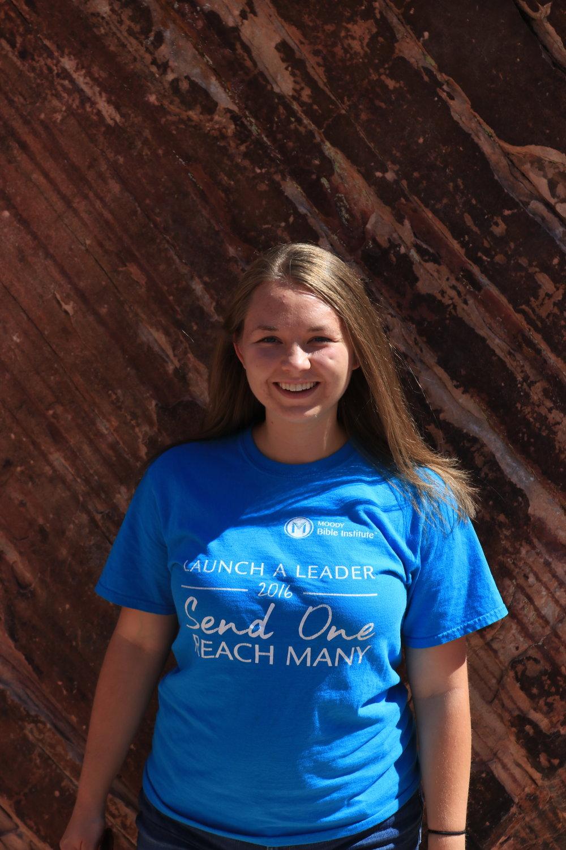 Hannah Landis, Church Planting Intern