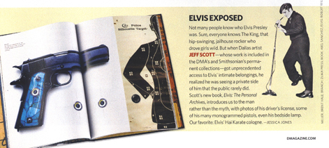 Press for Elvis: The Personal Archives