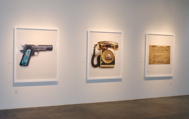 Installation at Gerald Peters Gallery