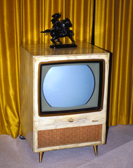 Elvis's Music Room TV, 2003