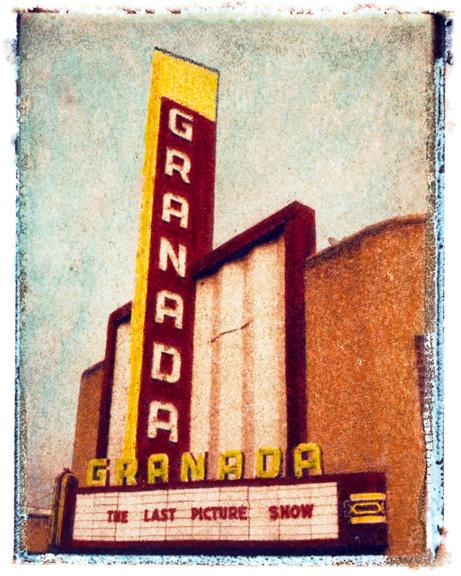 Granada, photographed in Dallas, Texas