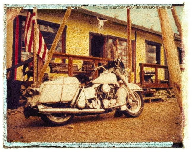 American Roadstop, photographed in Colorado