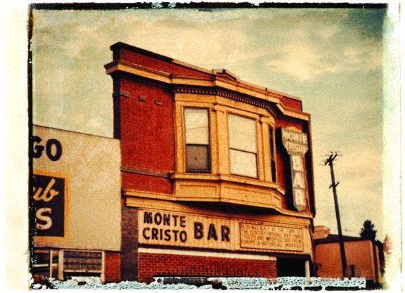 Monte Cristo Bar, photographed in Trinidad, Colorado