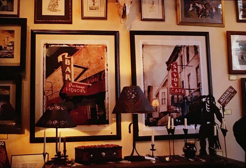 Vanishing America Exhibition in NYC
