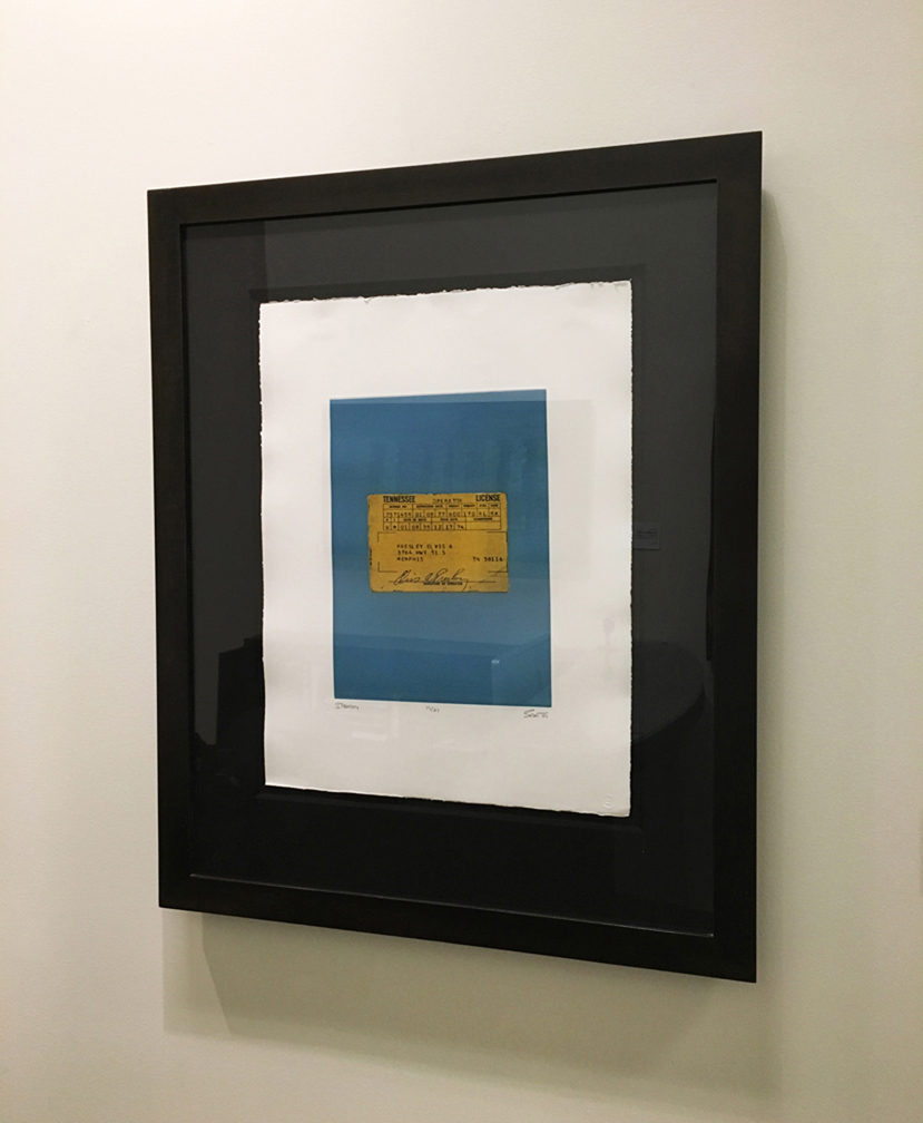 Identity, Photogravure, 26 x 19 inches
