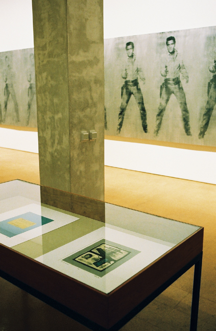 Andy Warhol Museum Installation