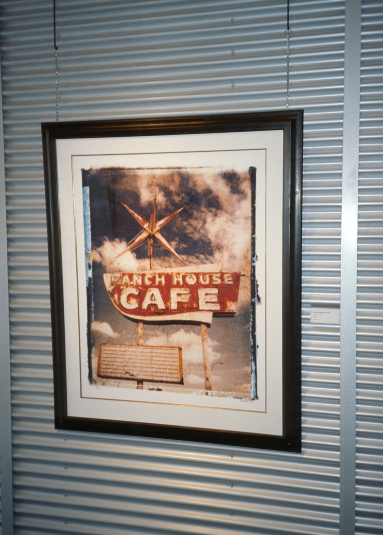 Ranch House Cafe, Exhibition in Park City, Utah
