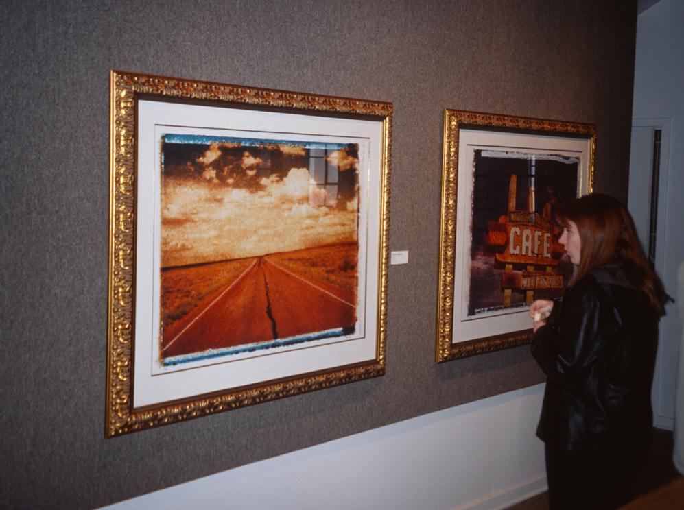 Desolate Highway, Exhibition in Newport Beach