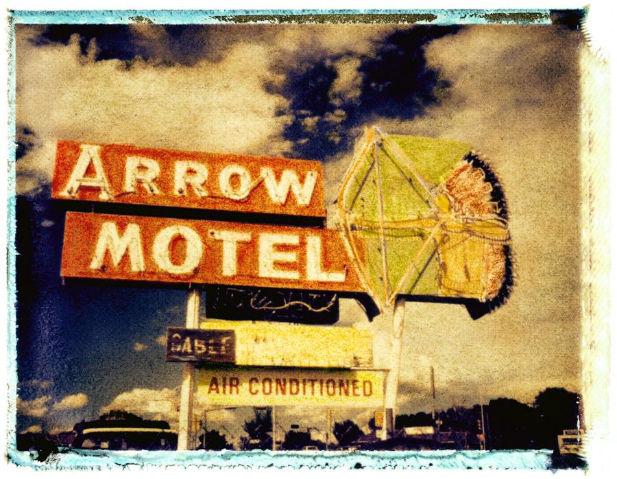 Arrow Motel, New Mexico