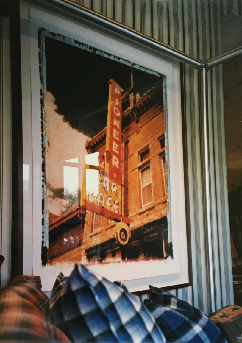 Ralph Lauren Window Installation