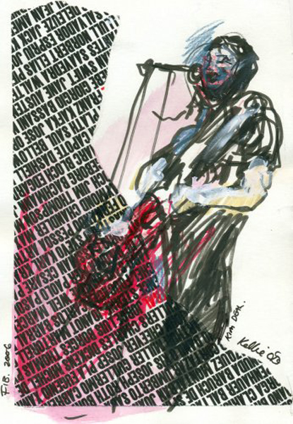 Kellie_ODempsey_Kim_Deal_of-_The_Pixies_310x397mm_mixedmedia_on_paper.jpg