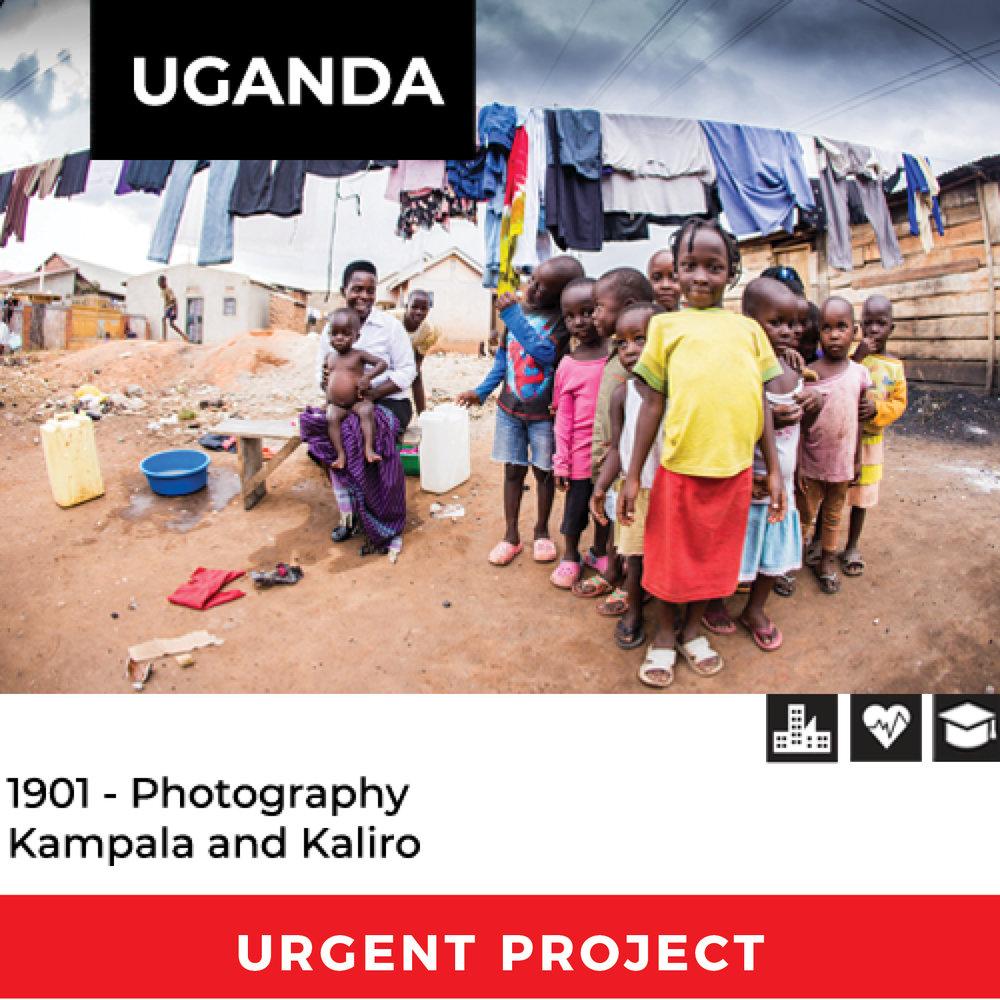 Uganda - 1901