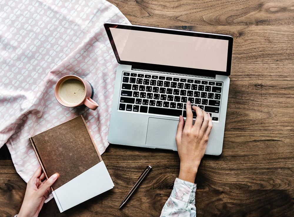 Blijf bloggen voor betere SEO.