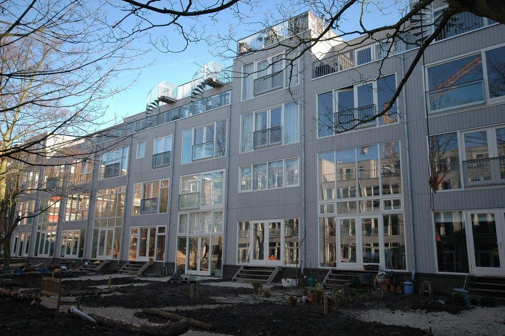 Hulshof Architecten loopt voorop in vernieuwende, stedelijke transformatieprocessen.