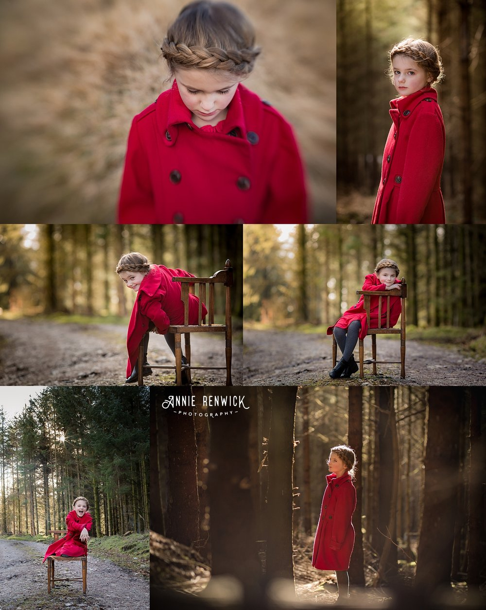 winter woodland girl photo shoot dartmoor devon
