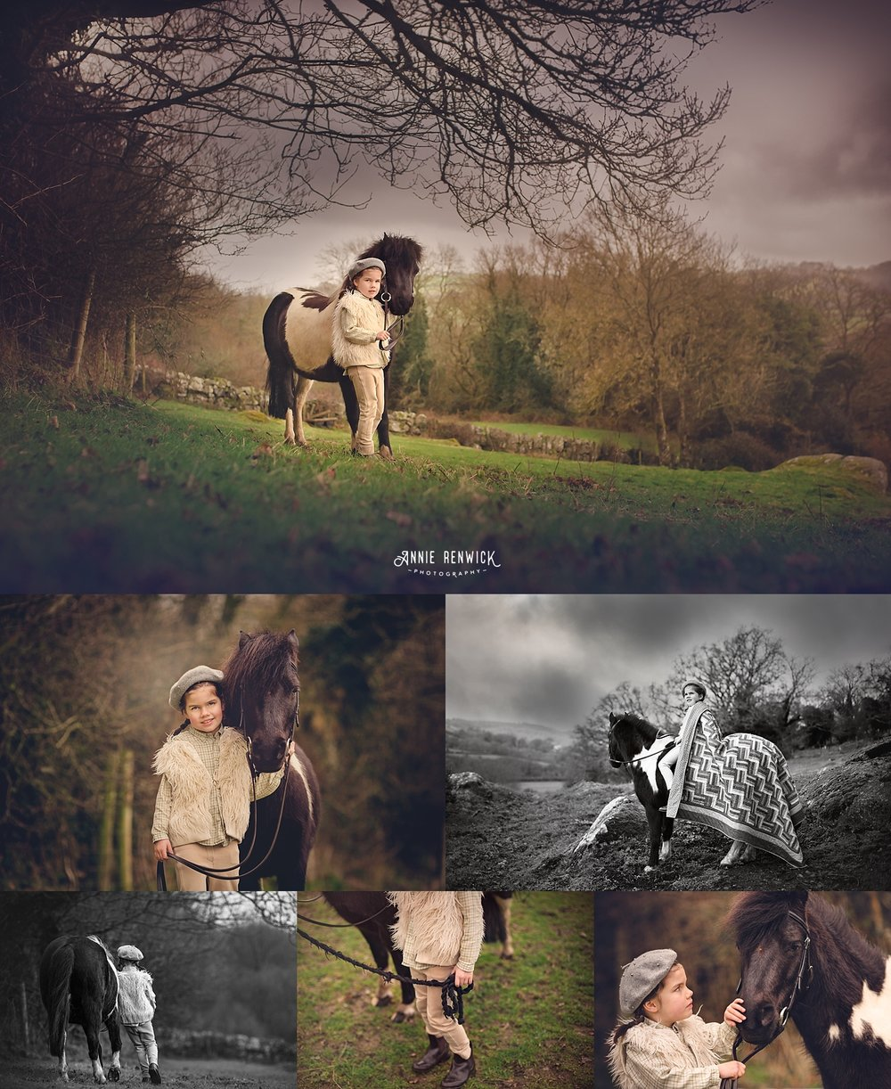 Merryn Pony Photos Dartmoor