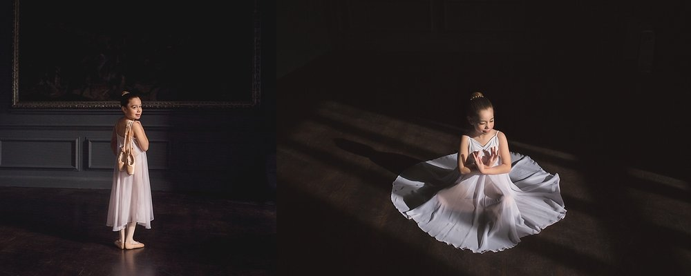 Lizzie fine art ballet photography