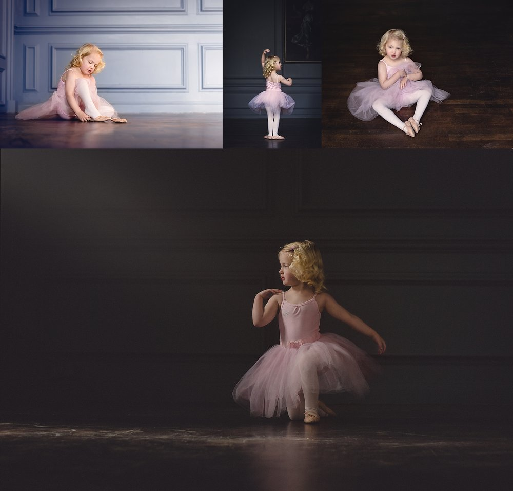 Ellie children ballet photo