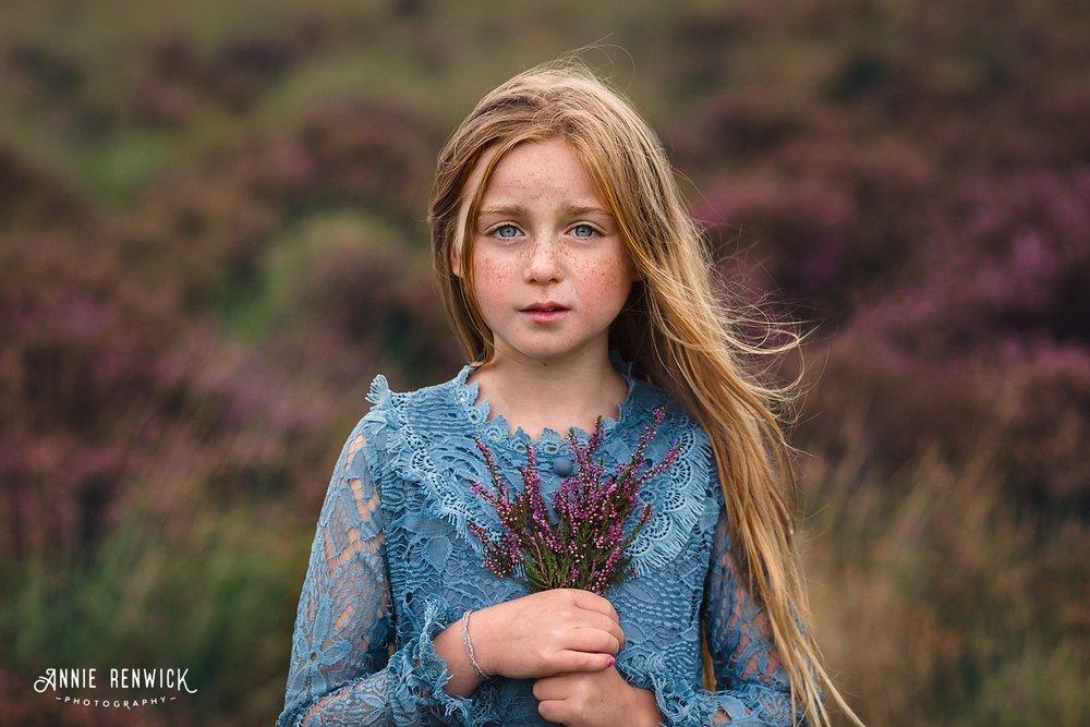 girl vintage portrait heather dartmoor