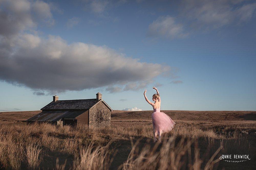 dance photographer dartmoor devon
