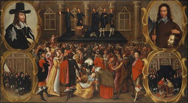 Charles Execution