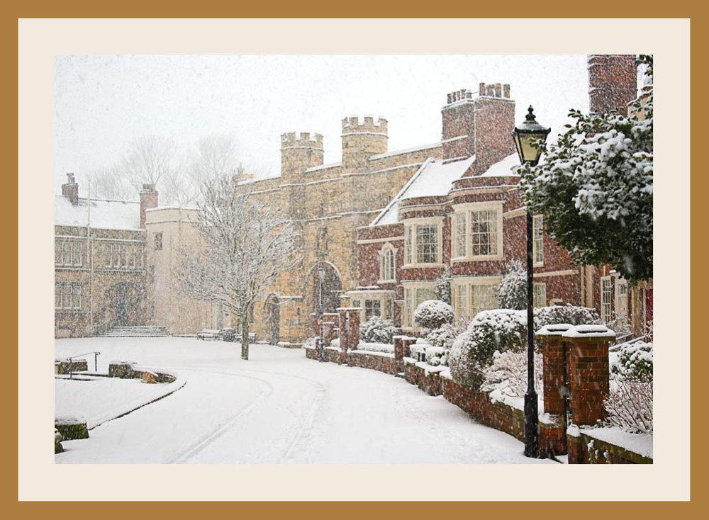 Minster Yard in Snow framed1.jpg