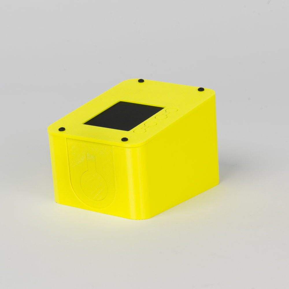 Compact Box Camera    Based on the Tall Box Camera, this housing is constructed from four 3D printed parts, whose production method forms the basis for the later 3D printed TaskCams.  more