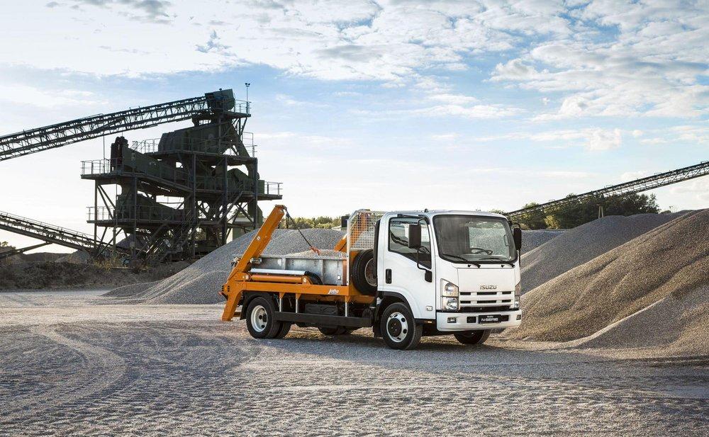 N Series Trucks