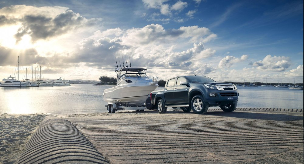 D-MAX  Double Cab   Download Brochure