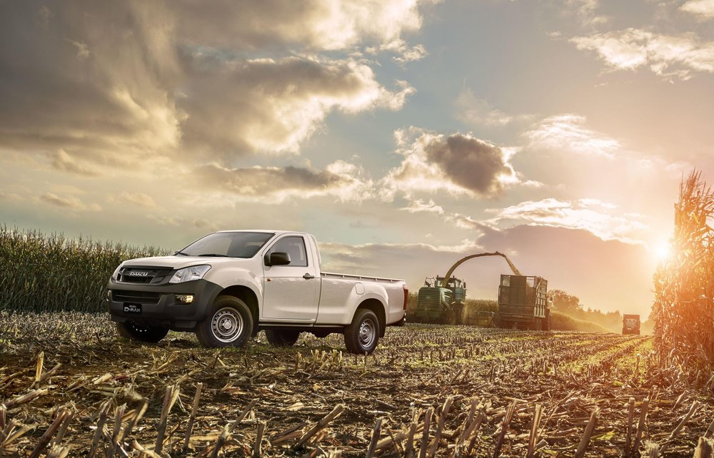 D-MAX PICKUP   Download brochure