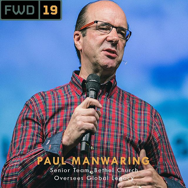 There's still time to get your EARLYBIRD tickets for our exciting Forward Conference! Don't miss this day – we have the amazing Paul Manwaring with us from Bethel Church, California. If you are a Christian in business, church, or commerce then YOU need to be there! Book on today through the link in our bio!  #fwd19
