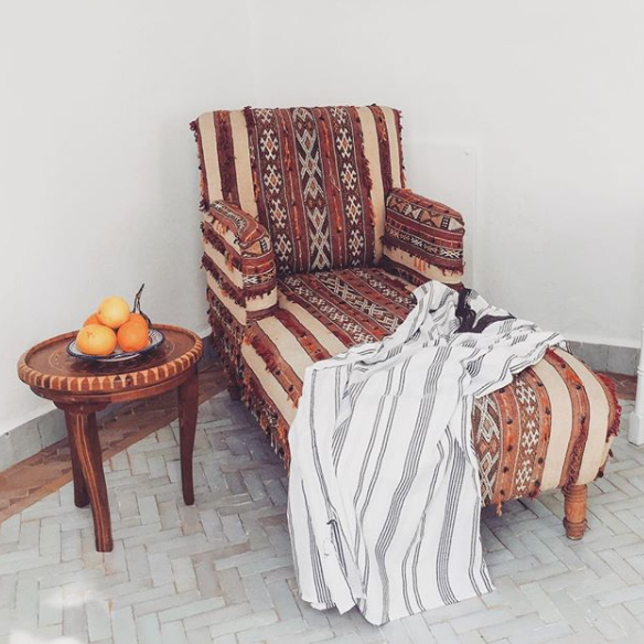 typical schedule… - An example of a typical day in magical Essaouira:0700 tea & snacks0730 sunrise meditation & yoga on the rooftop09.30 breakfast overlooking the ocean and Essaouira11.00 your free time to explore the souks, get a massage or Hammam, read a book, swim in the ocean or do absolutely nothing17.00 blissful evening yoga 19.30 dinner at our villa or eat outYou will sleep well knowing you have another day of yoga, adventures and fun ahead.