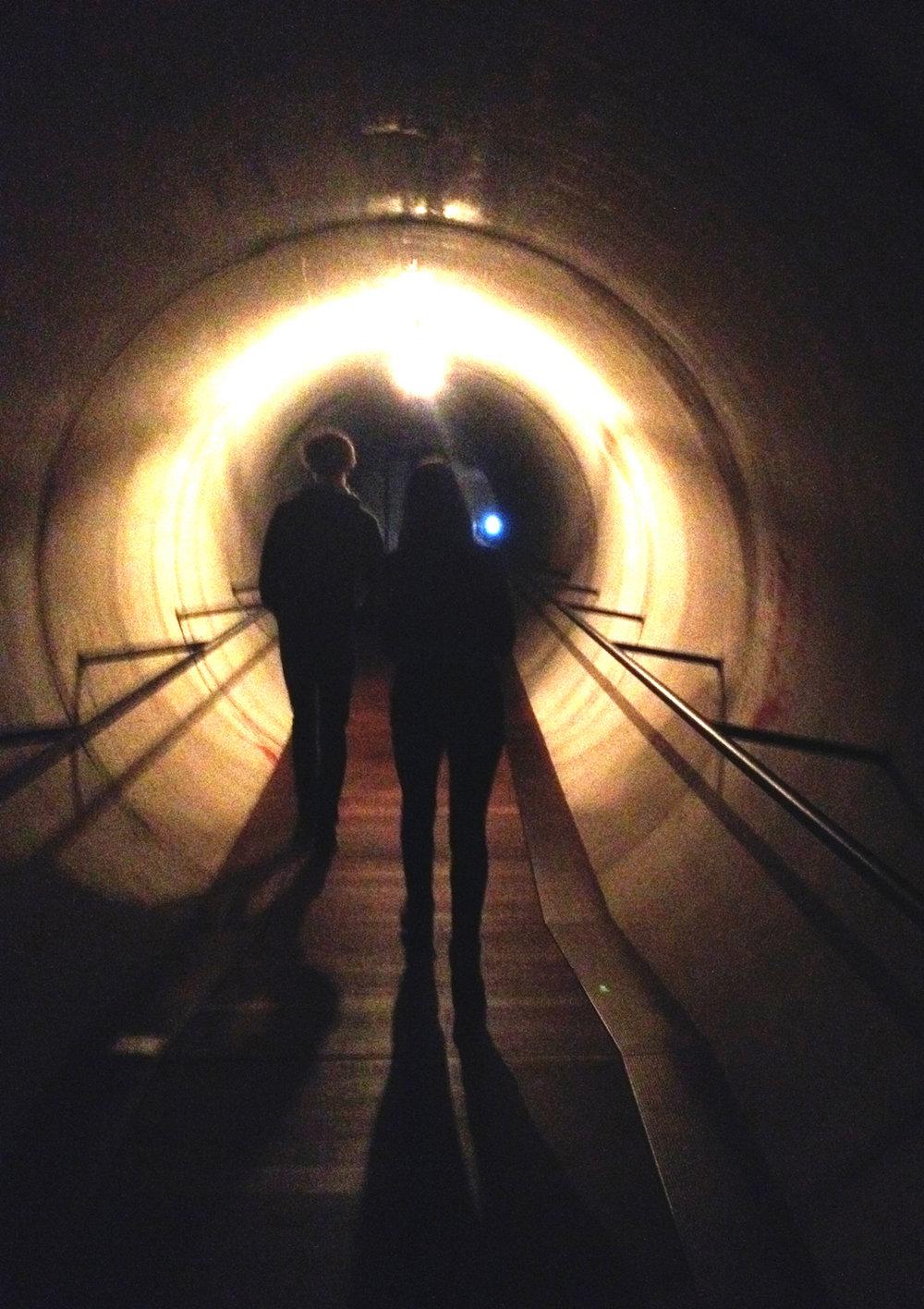Sound tunnel