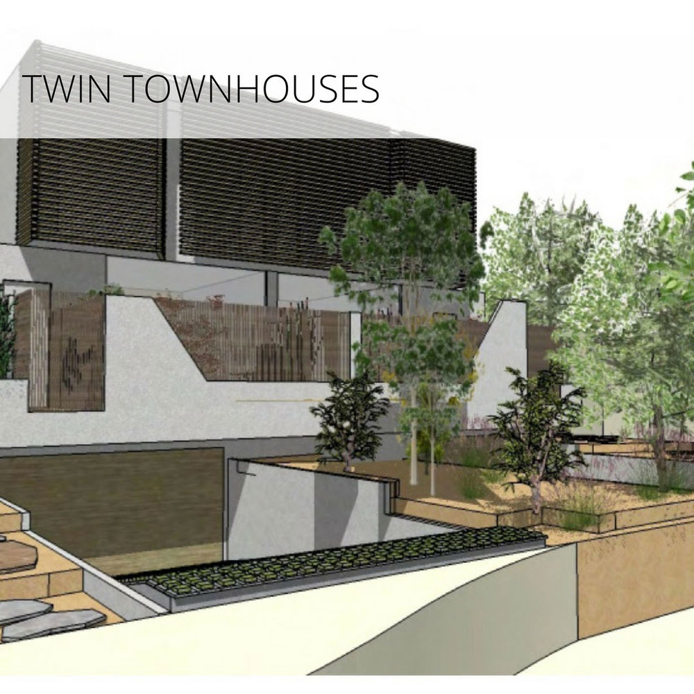 Award winning Architect designed, these Japanese influenced twin townhouses will set a new standard of luxury living in Hampton.  Completion: 2018 Hampton, Melbourne.