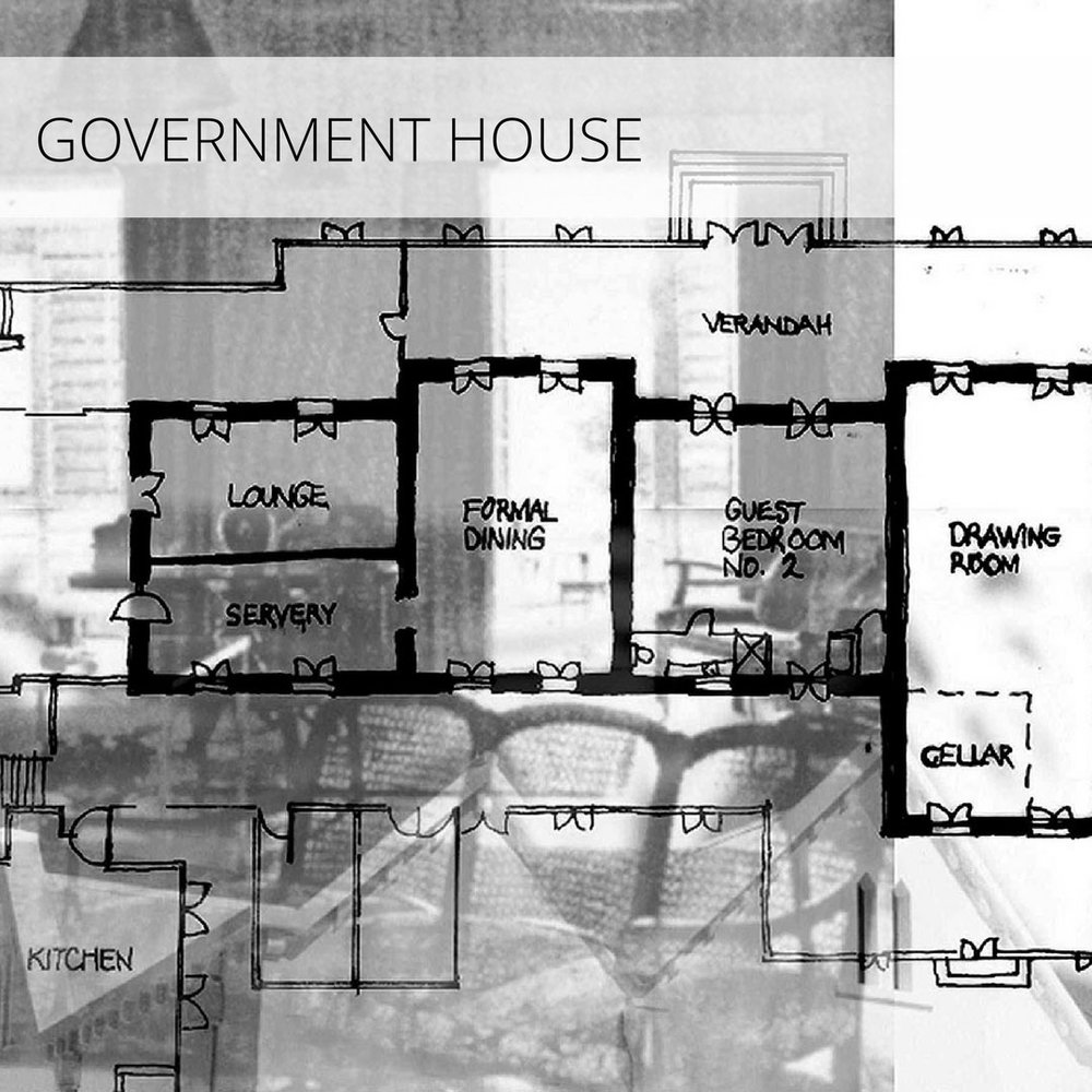 The Government of the Northern Territory required a plan of management for the conservation of historic Government House, Darwin.  Within this plan there is provision for the refurbishment of the interiors.  Catherine was engaged by Troppo Architects' Adrian Welke, to complete an interiors management plan. She was a speaker at National conference on this work, and widely noted for her work on this important cultural building.   Location: Darwin, Northern Territory    Published:  De Boer, C.F., 2000, 'Influences in the Design of Interiors for Government House, Darwin', Thesis.   Papers:   'The NT Administrator's Residence'.   Speaker:  'The NT Administrator's Residence', SAHANZ national conference, Oct 2001, Darwin.