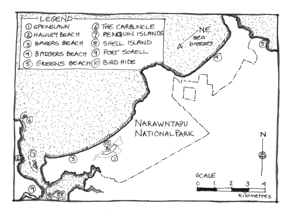 Narawntapu National Park